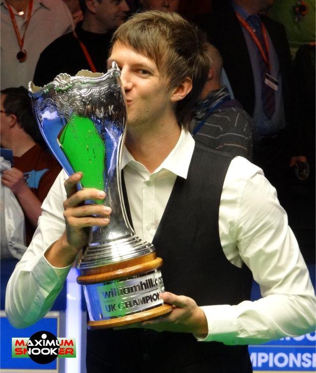 Judd Trump, Snooker UK Champion 2011