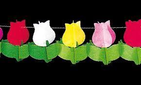 Afbeeldingsresultaat voor tulpen knutselen