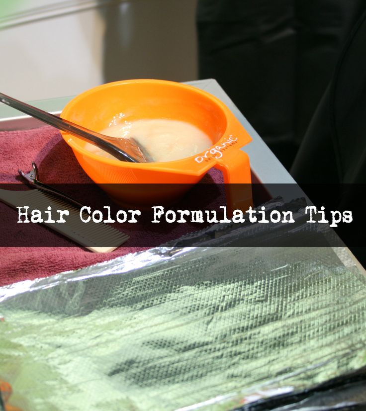 Awesome tips for creating your best hair color formulas, yet!