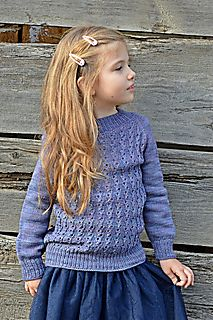 Ravelry: Lucinda Sweater pattern by Yvonne B. Thorsen