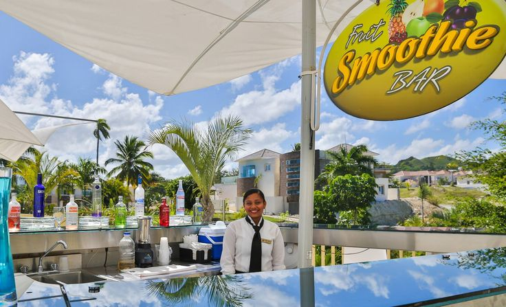 Smoothie Bar, Lifestyles Vacation
