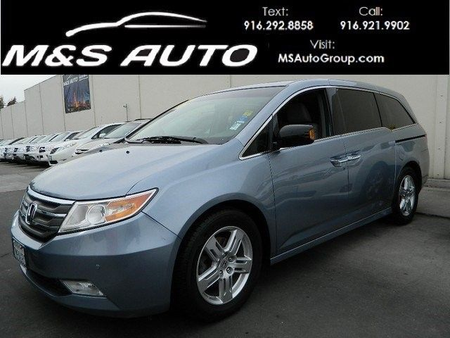 #HellaBargain 2012 Honda Odyssey Touring Minivan 4D - Sacramento's favorite car dealer since 1995! We can help with financing through Banks and Credit Unions - call for info 916-921-9902 or visit our website at www.MSAutoGroup.com. - SKU: 5FNRL5H99CB022079 - Price: $22,595.00. Buy now at https://www.hellabargain.com/2012-honda-odyssey-touring-minivan-4d.html