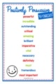 This display chart is wonderful for students when creating persuasive writing texts. It features one page of positively persuasive words and one page of negatively persuasive words that will have a huge impact on their persuasive writing. Display it in the classroom as a daily reference tool in upper primary classrooms.    This resource creates a simple classroom display which will be used repeatedly.