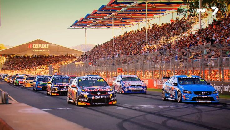 V8 Supercars sunset grid. Melbourne Grand Prix to get new boss as rules change. http://www.melbournegp.xyz  #V8Supercars #motorsport