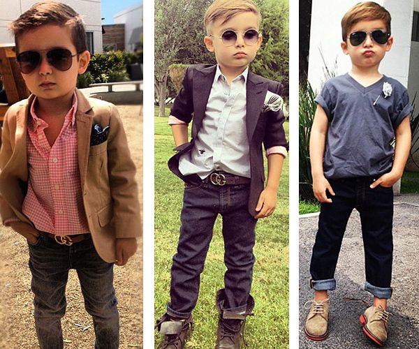 Alonso Mateo - Bocah 5 Tahun Yang Jadi Style Icon Instagram | FATAMORGANA