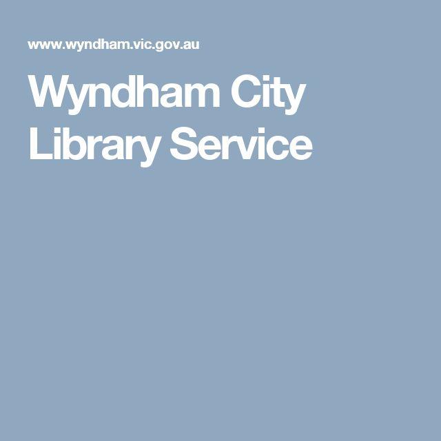 Wyndham City Library Service