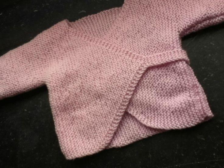 modèle tricot bébé la droguerie