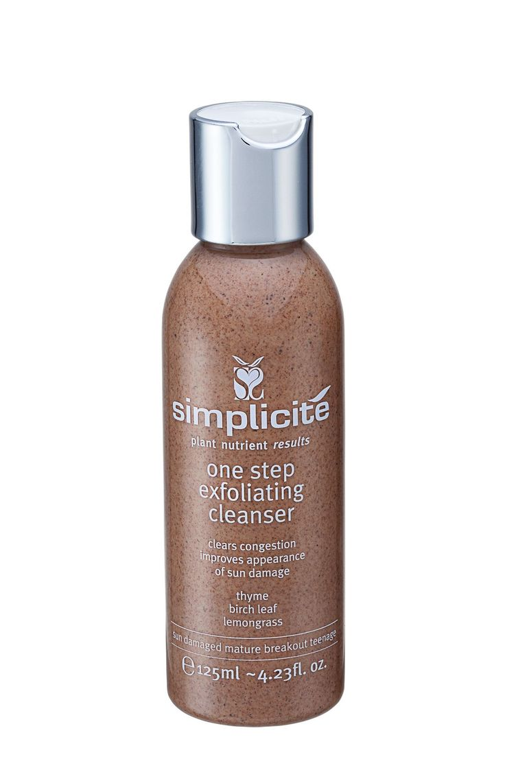 48 exfoliating cleanser beneficial for acne breakouts