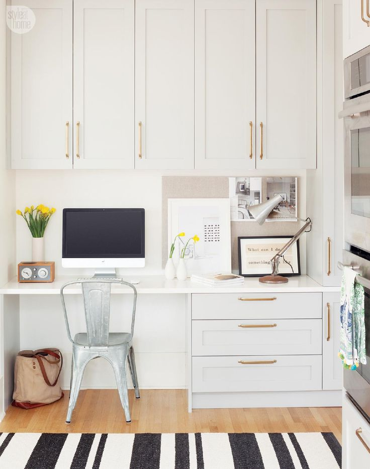 Kitchen workspace - House tour: Modern eclectic family home