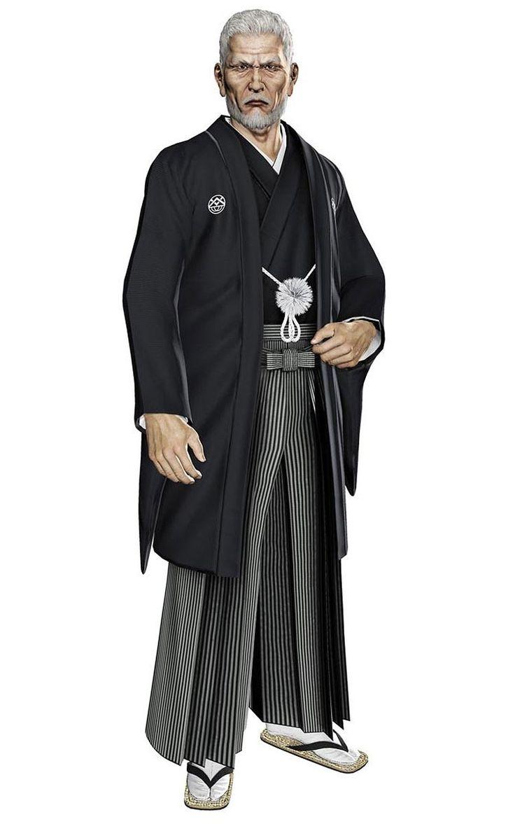 Tadashi Madarame - Characters & Art - Yakuza 5