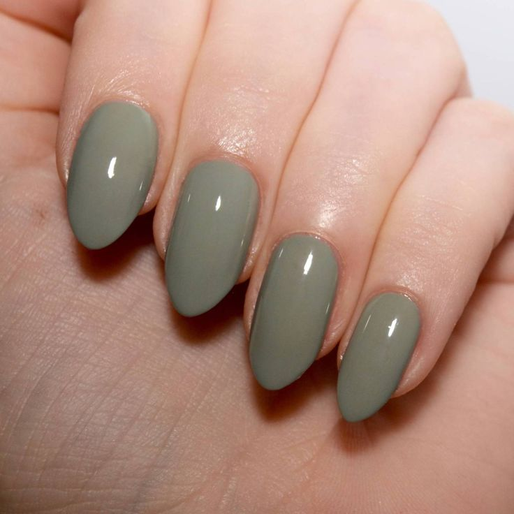 Muted Nail Trend with Morgan Taylor Polishes
