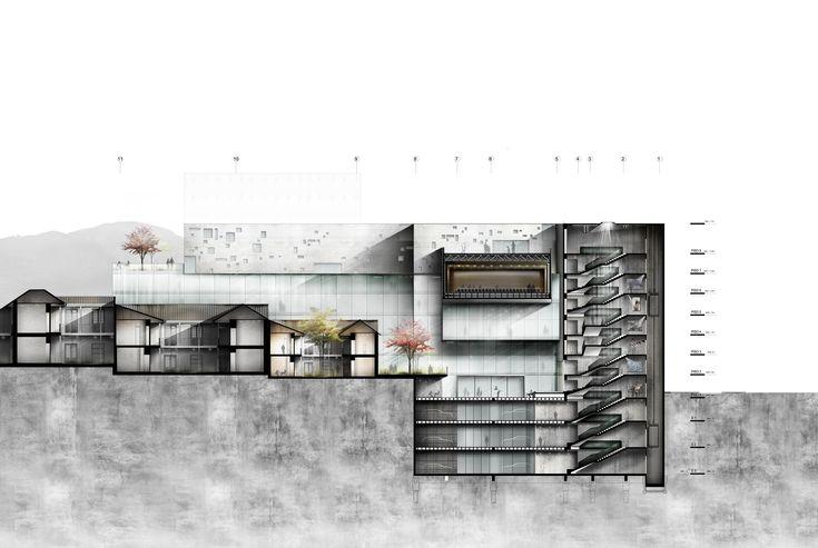 Galería - Primer Lugar Concurso Internacional: Ampliación del Teatro Colón de Bogotá, Colombia - 36