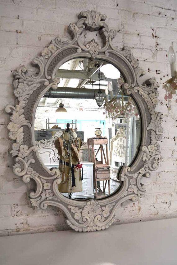 Best 25 Vintage mirrors ideas on Pinterest Beautiful