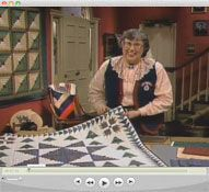 Eleanor Burns Quilt in a Day -  Video Library