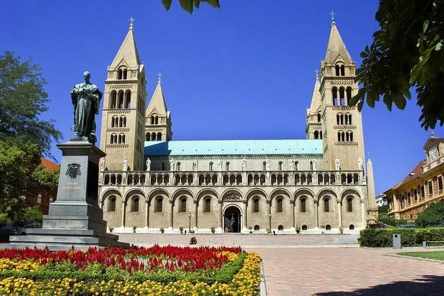 Pécsi bazilika és székesegyház