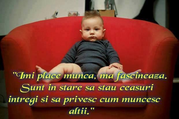 Imi Place Munca  - Imi place munca 2015