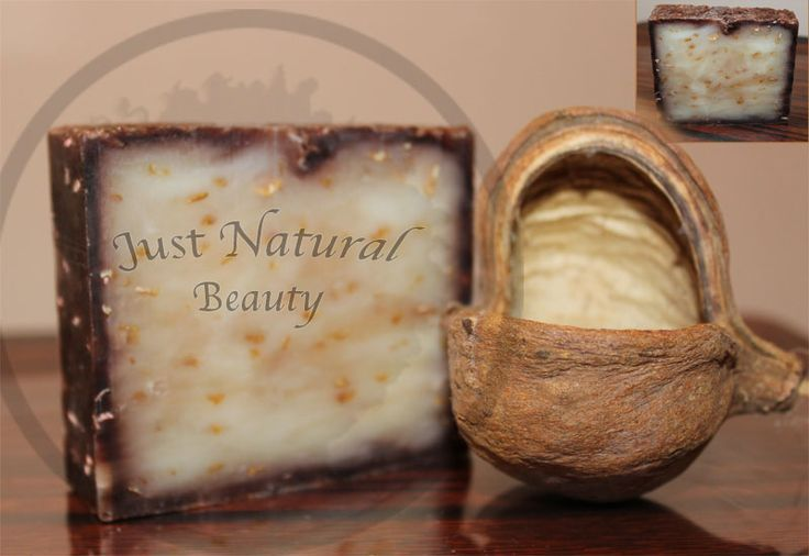 Vanilla Oatmeal Soap: The oatmeal in this soap helps to exfoliate the skin. INGREDIENTS: Rich, sweet vanilla with oatmeal. What else can we say. Note: This is a vanilla soap and will turn to a mid to dark shade of brown over time.