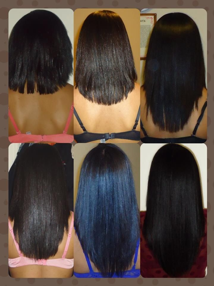 Super 1000 Ideas About Relaxed Hair Growth On Pinterest Relaxed Hair Short Hairstyles Gunalazisus
