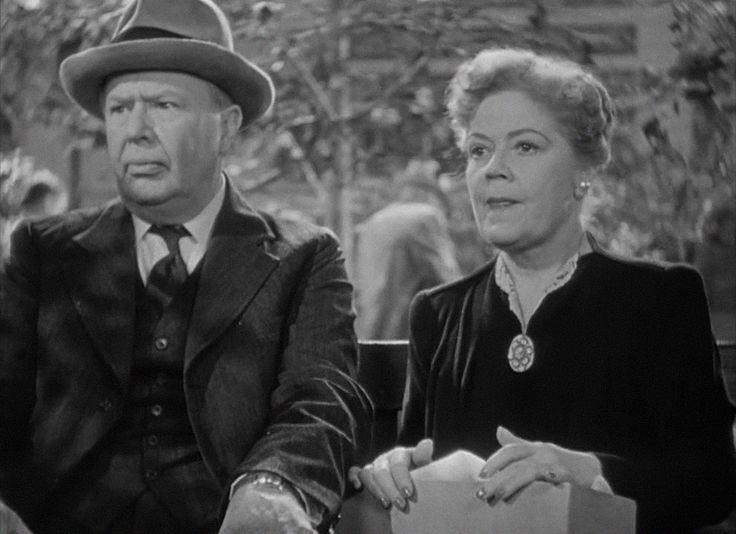 The Devil and Miss Jones (1941)  Charles Coburn, Spring Byington