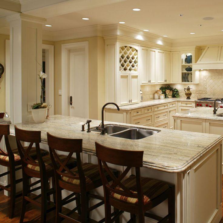 Kitchen Ideas Interior Design: Kitchen Designs, Black And Beige
