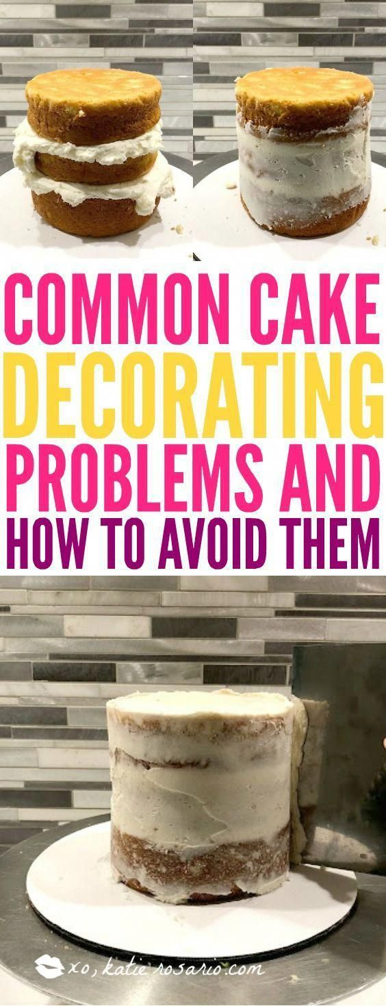 How to Fill, Stack & Crumb Coat a Layered Cake – s…