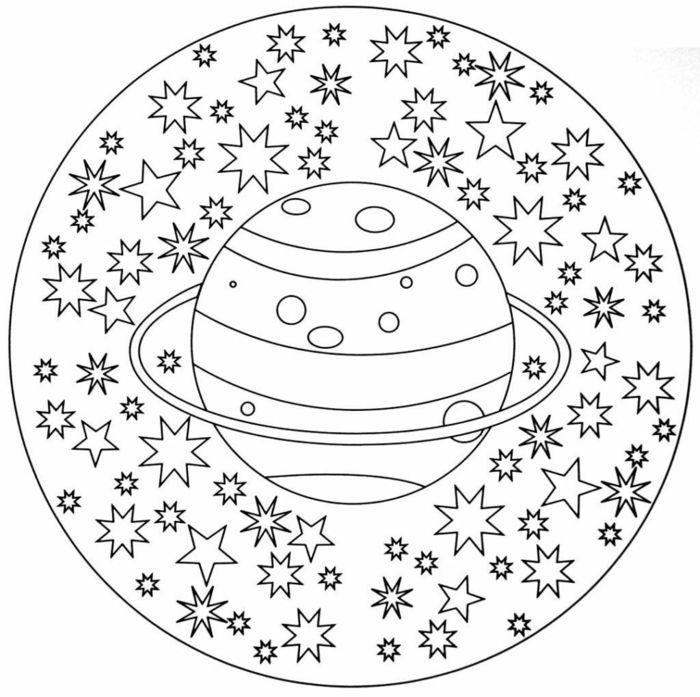 1001 + Ideen für originelle und kreative Mandalas für ...