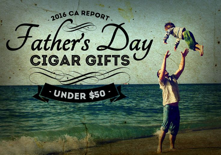 If you need Father's Day cigar ideas, THIS is the place to start! Shop gifts for Dad, handpicked for your father by our editors! https://www.famous-smoke.com/cigaradvisor/fathers-day-cigar-gifts-under-50
