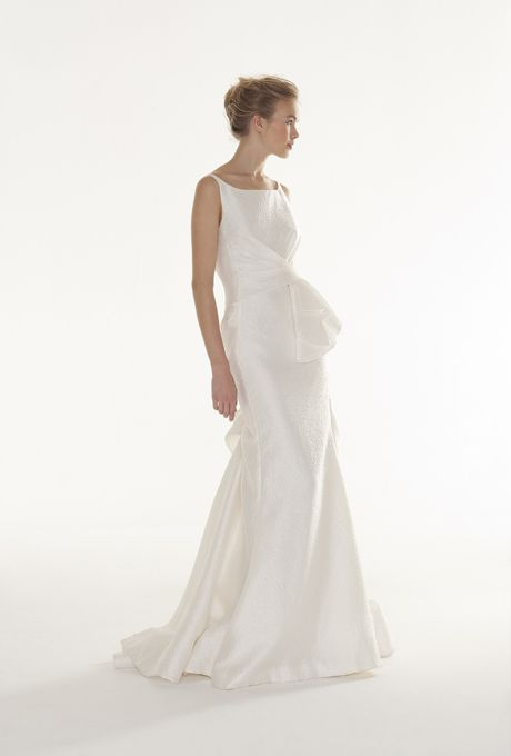 Peter Langner wedding gowns Fall 2013