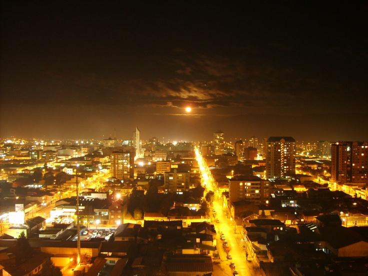 Temuco. Foto de Gustavo Lacoste Z.