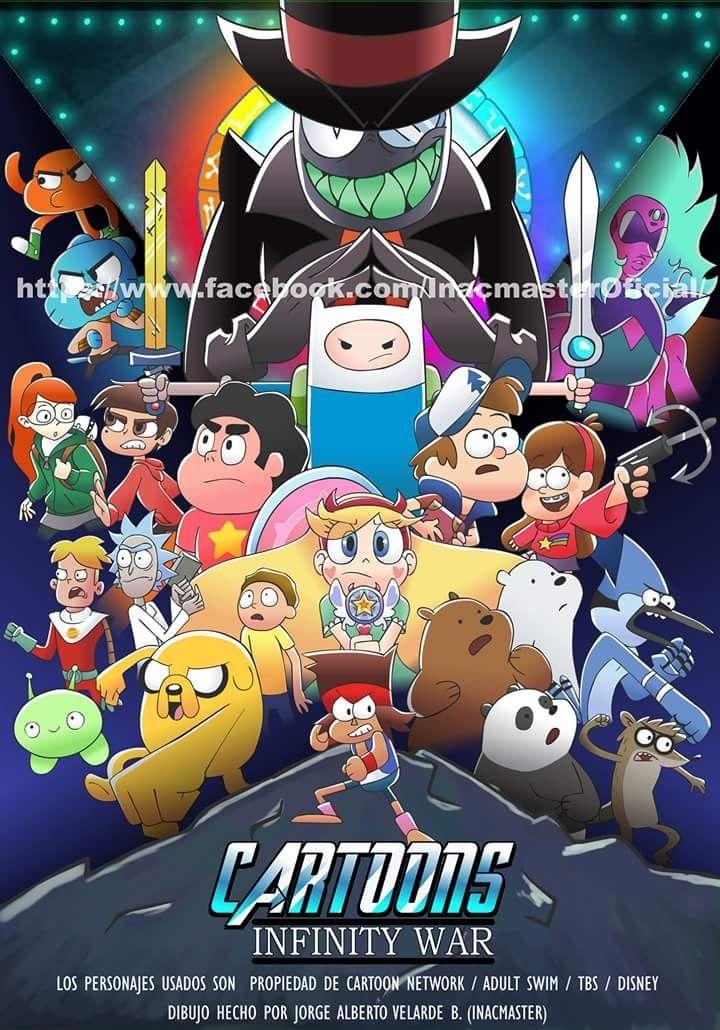 Cartoons Infinity War Avenger Infinity War  Cool -1494