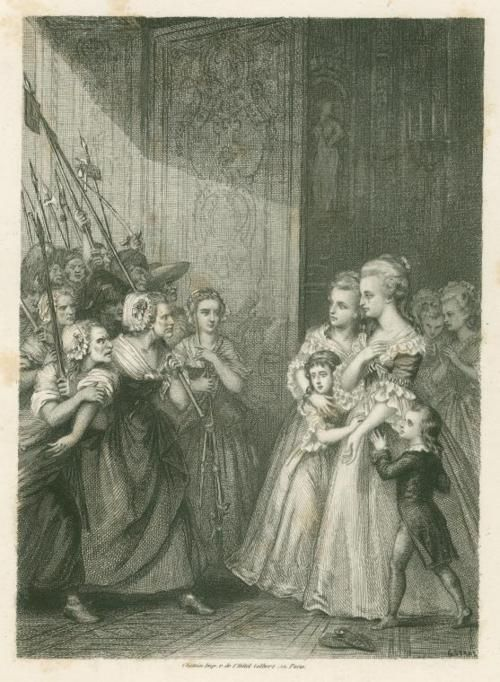the women marching on veersailles | ... of what I'm guessing is the Women's March on Versailles