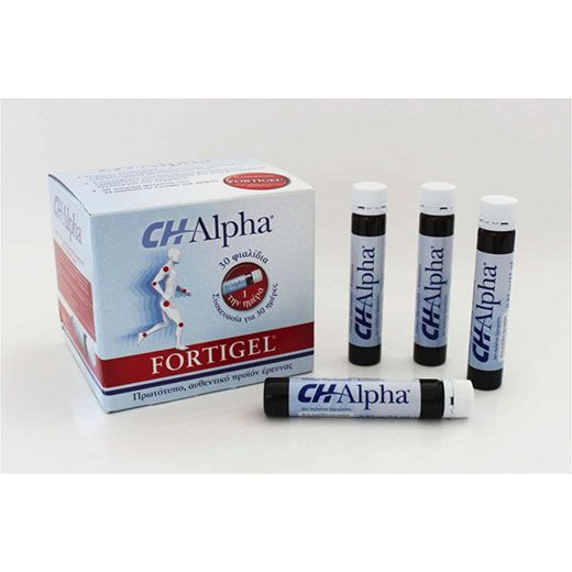 CH-Alpha Fortigel (30x25ml)