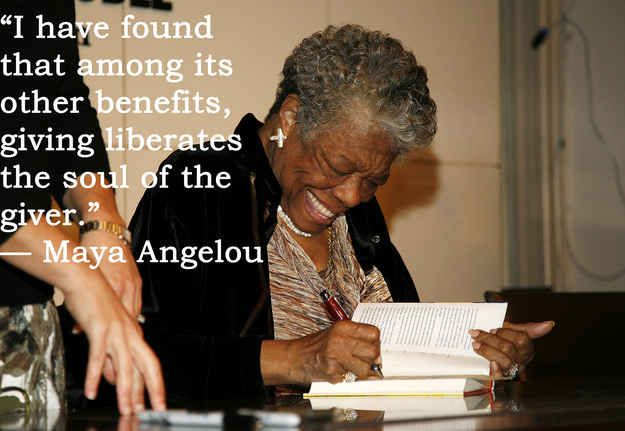 Maya angelou graduation thesis instructor