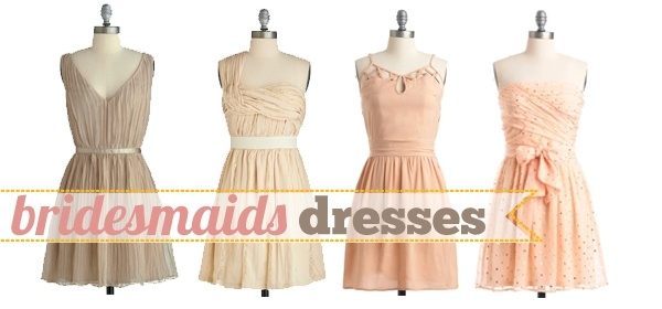 cute dresses--Bridesmaid dresses