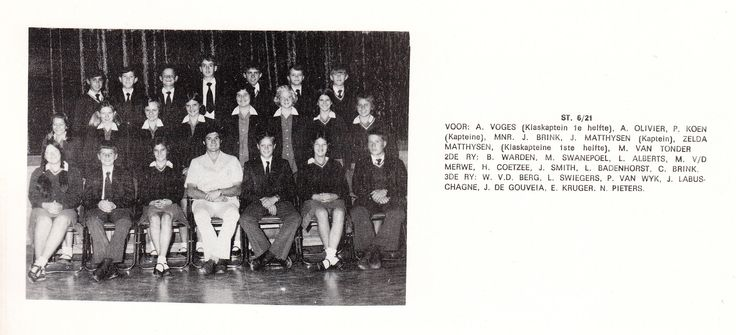 Class of 1976  ST. 6/21