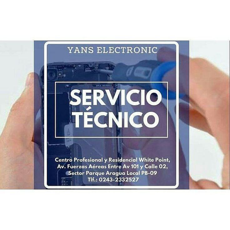 @yanselectronicca es Servicio Técnico garantizado para tu celular.  De 9:30 AM a 7:00 PM C.C WHITE POINT NIVEL PB  02432332527  TODOS EN ACCESORIOS PARA TU SMARTPHONE O TABLETS  Accesorios micas pantallas recargas telefónicas estuches y/o forros protectores vidrio templado software y más... VEN A #YANSELECTRONICCA  #ServicioTecnico #Maracay #ParqueAragua #Venezuela #Reparacion #instalacion #movilnet #digitel #movistar #mcy #phone #trendy #vip #publiciudadmcy #publicidad #junio #software…