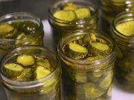 Follow these easy, step-by-step instructions to make your own bread and butter pickles using cucumbers straight from the garden.