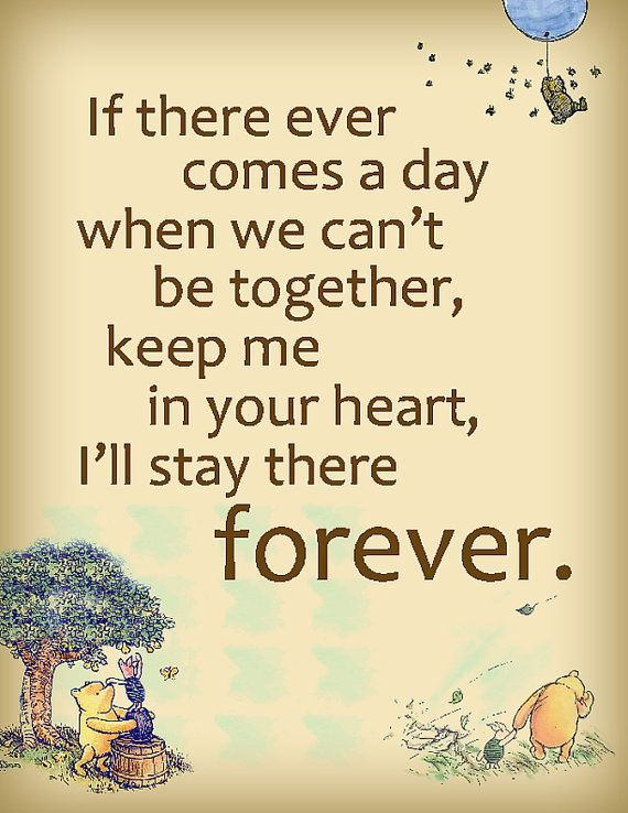PRINTABLE Winnie The Pooh Nap Quote Poster by PbunnysPrintables