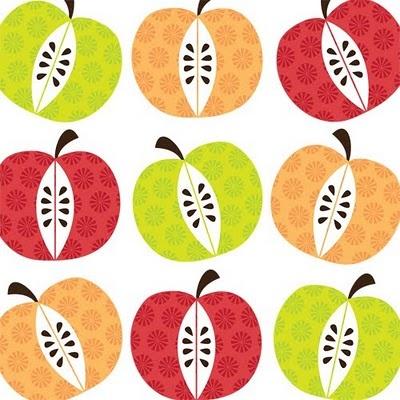 lovely apple prints