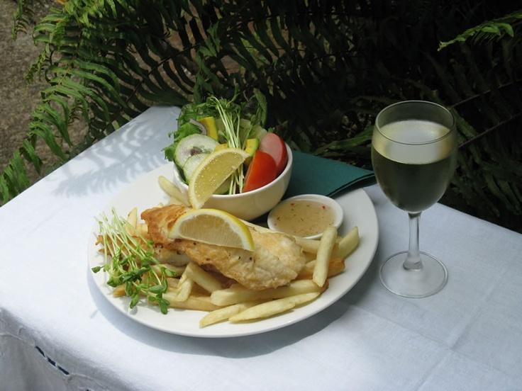 Cafe/Restaurant | Lync-Haven Rainforest Retreat | Cape Tribulation / Daintree Accommodation & Camping