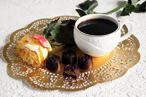 Шоколадные конфеты Заводной апельсин.