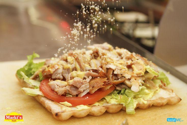 Βρέχει παρμεζάνα…φυσάει απόλαυση…νιώσε αυτά τα «γευστικά» καιρικά φαινόμενα, παραγγέλνοντας τώρα Πίτα Club Marki's από εδώ → http://bit.ly/OnlineΠαραγγελία, με έκπτωση -20% για την πρώτη σου αγορά από το Site μας!