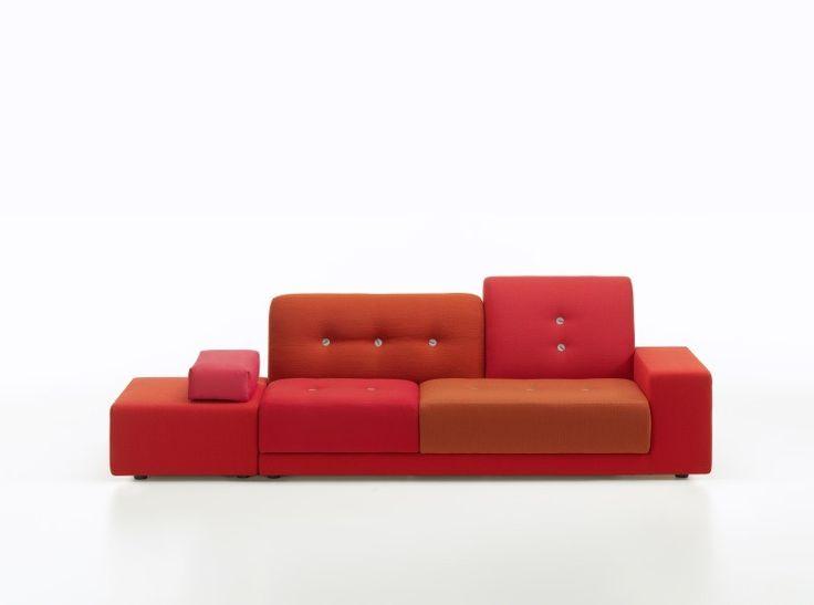 Polder Sofa Vitra designed by Hella Jongerius