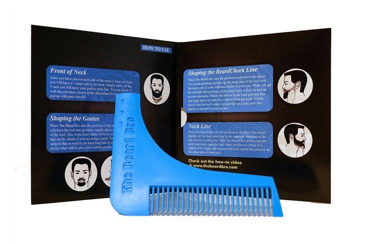 Beard Bro - Beard Shaping Tool (1)