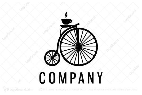 Logo for sale: Velo Cafe Logo