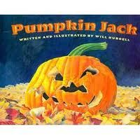 Pumpkin Jack...could easily do an experiment with this book!
