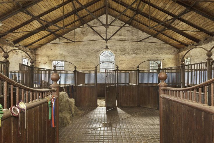 This horse stable pretty enough to live in!  Rainthorpe Hall