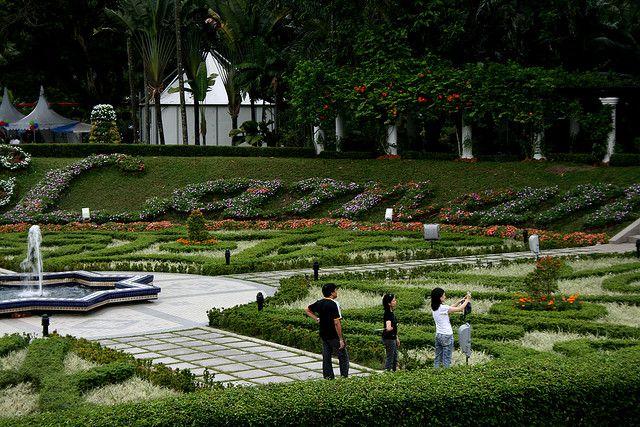Taman Tasik Perdana: A Piece of Nature in Busy Kuala Lumpur