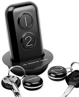 The Sharper Image Remote Key Finder - Electronics - for the home - Macy's