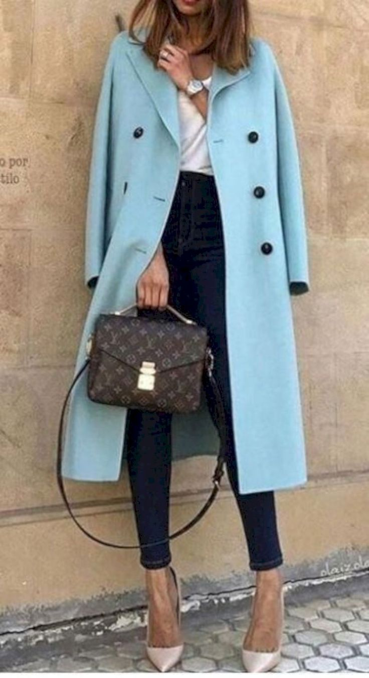 Amazing 50+ Classy Winter Work Outfits Ideas for Women 2019 fashioneal.com/…